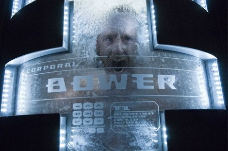 Get Into Pandorum's Hypersleep Chamber Of Fear With Ben Foster