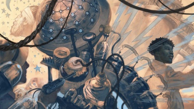 Cherie Priest is a Steampunk in Episode 6 of The Geek's Guide to the Galaxy