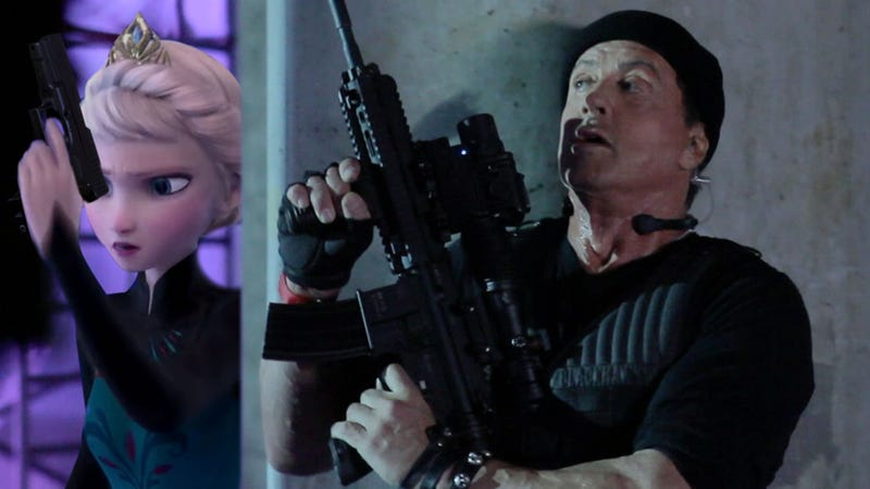 Expendables 3 Is Your Ultimate Cure For Frozen Overload