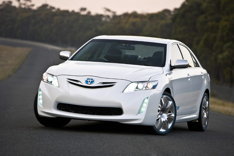 Australian Toyota HC-CV Concept Dangerously Close To Cool