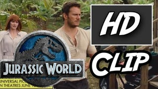 So, that Jurassic World clip...