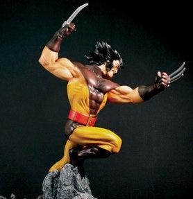 Life-Sized Hugh Jackman Action Figure Displays Full Mutton Chop Glory