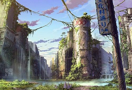 Tokyo's Eco-Apocalypse