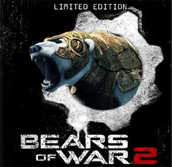 Gears Of War 2 On PC? Try Bears Of War