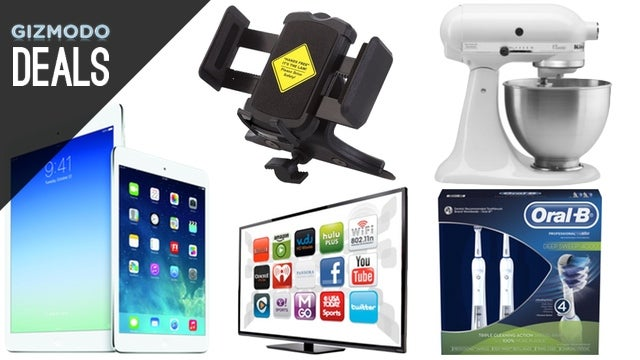 Deals: Cheap KitchenAid, Automatic Driving Assistant, iPad Air or Mini