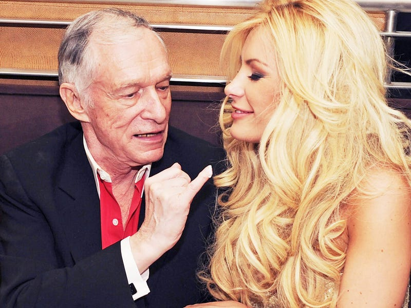 Hugh Hefner: I Am Not a Sex Slave Rapist in a Palace of Poop