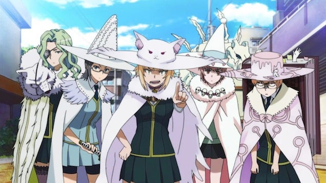 Witch Craft Works: The Ani-TAY Review
