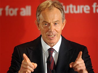 Tony Blair Plagiarized Fictional Version of Self in Memoir