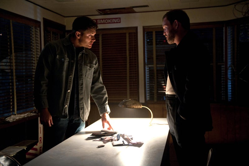 Supernatural Episode 8.05