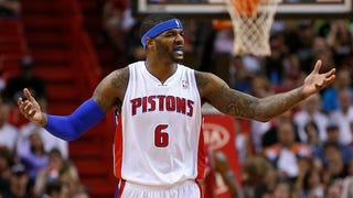 The Detroit Pistons Just Straight-Up Released Josh Smith