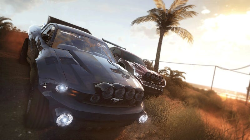 Ubisoft's Next-Gen Racing Game Is Always Online. They Explain Why.