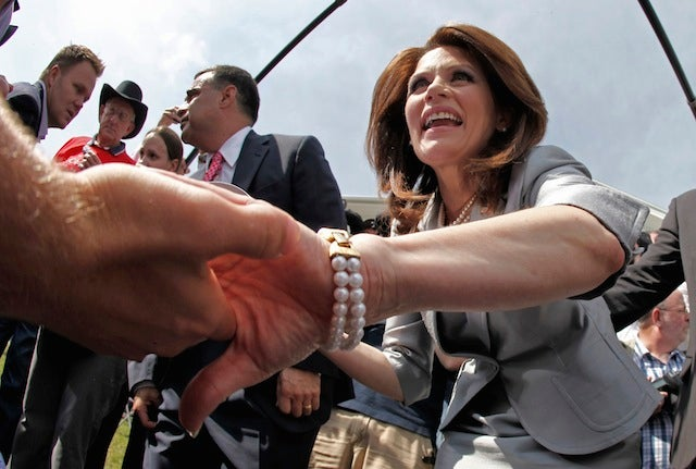 Don't Bother Trying To Ignore Michele Bachmann