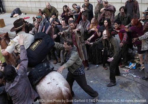 Walking Dead Gallery