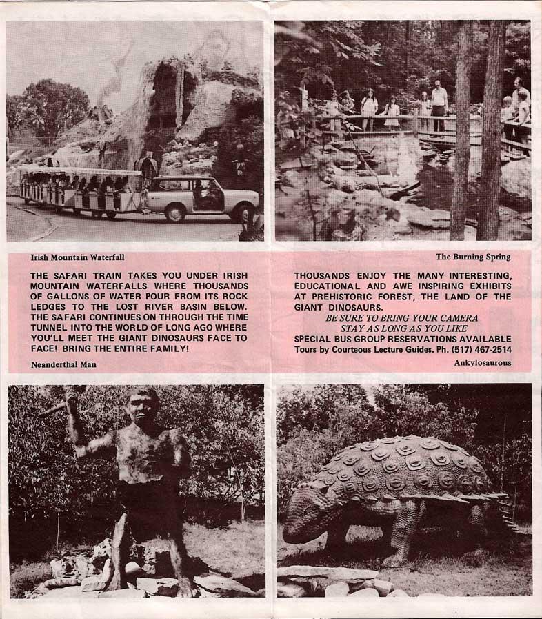 Michigan's Abandoned Dinosaur Amusement Park Is Way Creepy