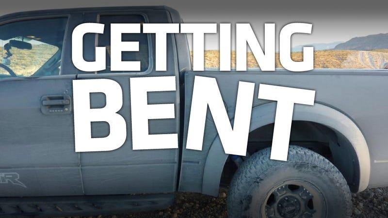 Are Ford Raptor frames too weak for off-roading?