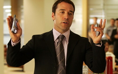 Ari Gold to Rep Vince Chase's Blonde South African Lady Friend
