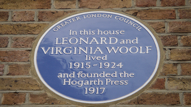 Virginia Woolf Gets A Press Of One's Own — Again