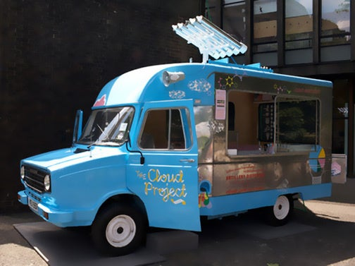 The Cloud Project Would Theoretically Make Ice Cream Fall Like Snow