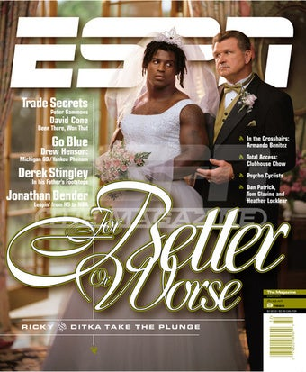 ESPN The Magazine Takes The Swimsuit Issue To A Nuder Level