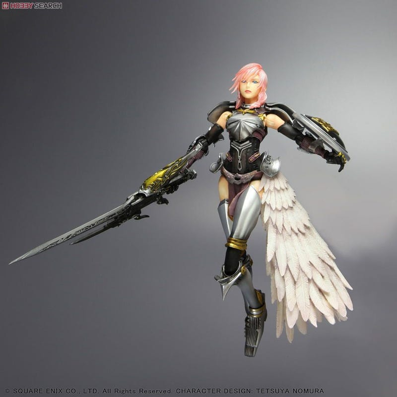 This Final Fantasy Figure Excites Me More Than the Game