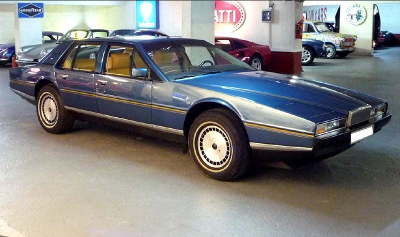 For $70,000- It's a Deadman's Lagonda, Who Could Ask For More?