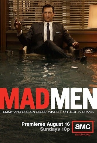 Don Draper Would Not Approve of AMC Mad Men Pitch