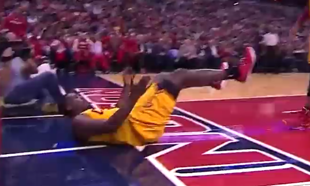 Dion Waiters Goes For Dunk, Gets Destroyed, Is Terrible