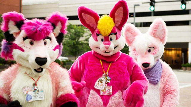 Furries Descend on Pittsburgh for Fur Suit Festival