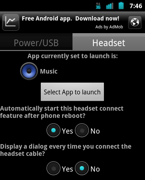 Automatically Launch Android's Music Player When You Plug In Your Headphones (and More)