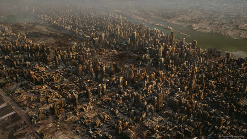 The Death Of New York City