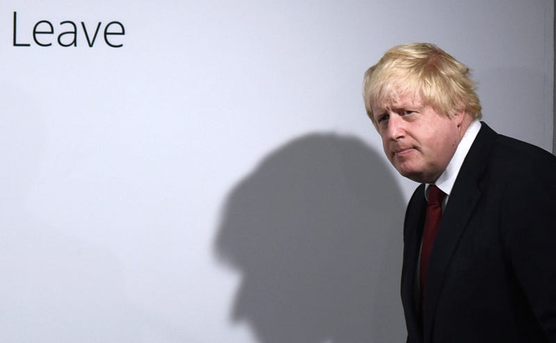 Boris Johnson Fakes Everyone Out, Announces He Will Not Run for Prime Minister