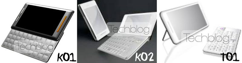 Leaked Toshiba K01, K02 and L01 Ultraportables Love Folding and Fuel Cells