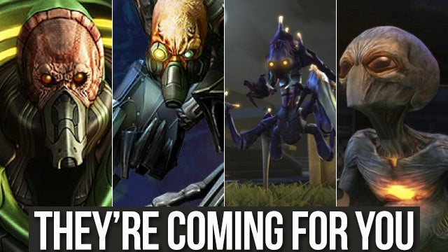 The Music, Monkeys, And Gardening Tools That Make XCOM's Enemies Sound So Fearsome