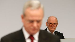 Volkswagen Chairman Piech Loses His Head In Bi