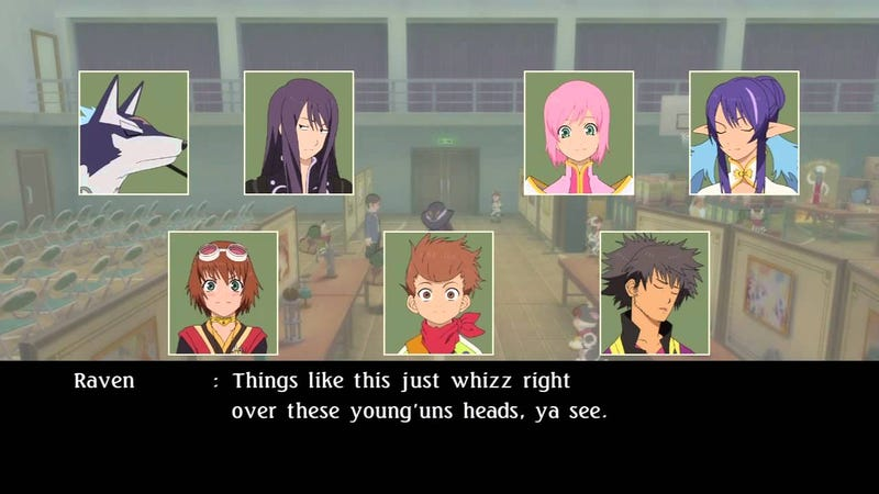 Tales of Vesperia: Thoughts and Feelings