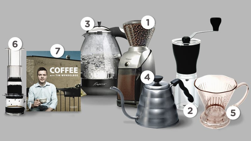 A Cadre of Coffee Gifts for Caffeine Fiends