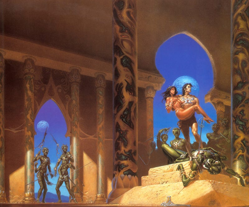 Why does Edgar Rice Burroughs still matter?