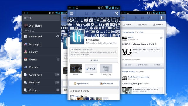 The New Facebook for Android Has Been Rebuilt from Scratch, Is Twice as Fast as the Old App