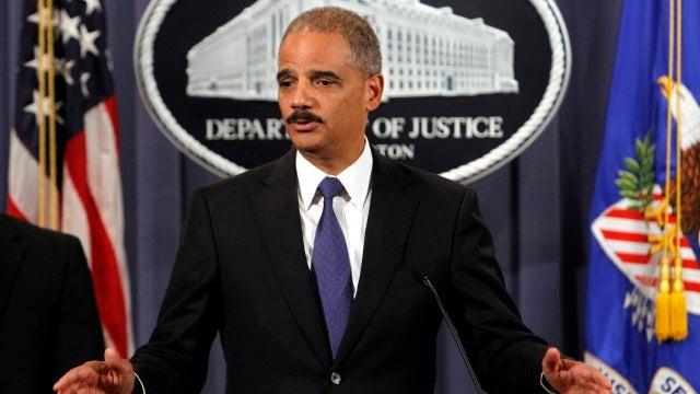 AG Holder Targeted in Investigation of Failed Gun-Tracking Operation