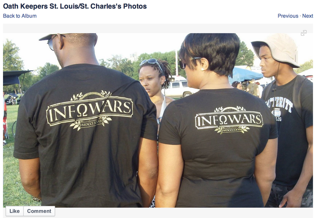 """How Many St. Louis-Area Cops Are Members of """"Patriot"""" Groups?"""