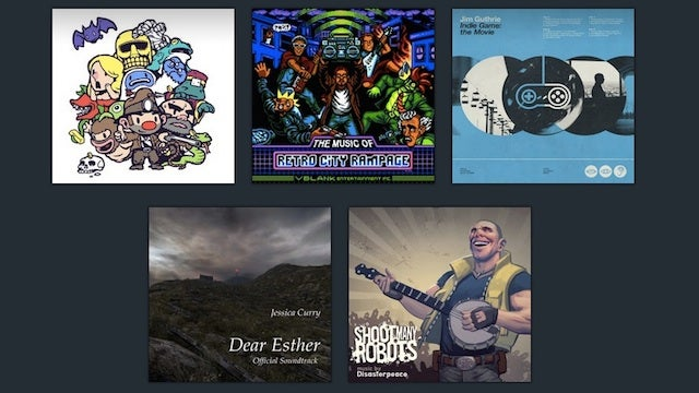 Grab A Ton Of Great Video Game Music For Almost No Money