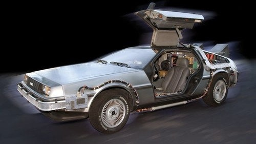All the stuff we'd like to buy at the Back To The Future prop auction