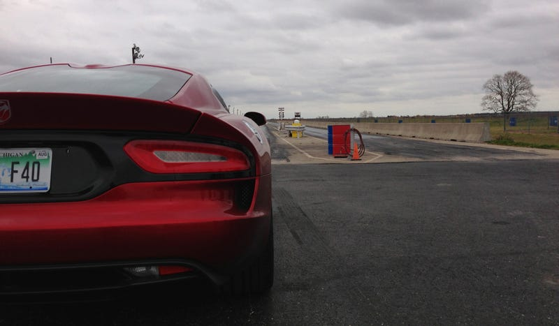 Why A Loud, Cramped, Crazy SRT Viper Is Road Trip Perfection