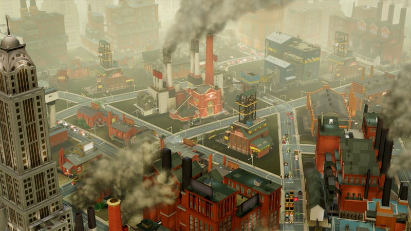 The Bustling New SimCity Makes the Old SimCity Look as Still as a Board Game