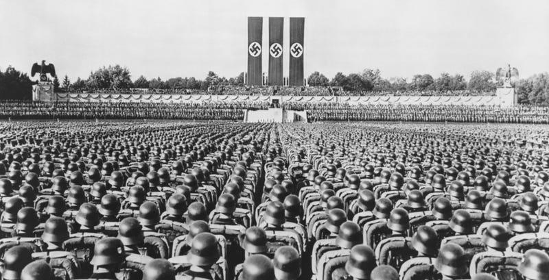 Las grandes compañías que colaboraron con la Alemania nazi de Hitler