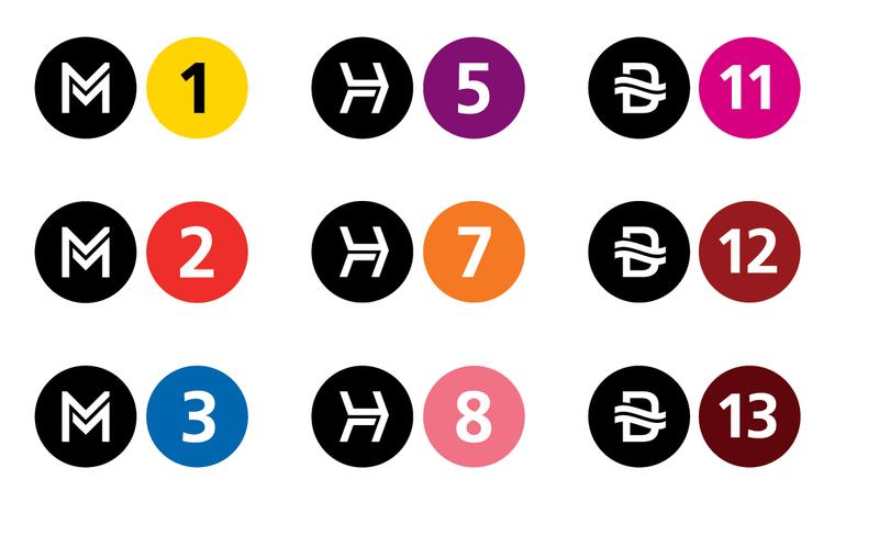 Nektek hogy tetszik az új metrólogó?