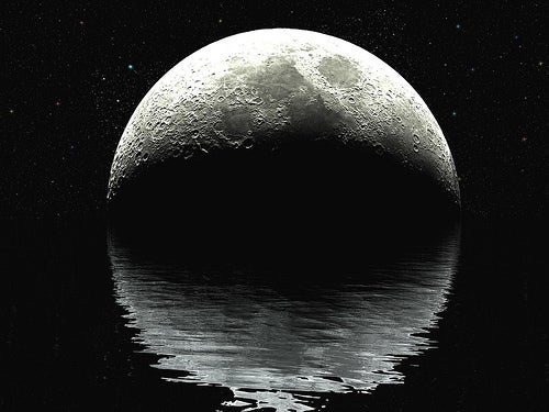 Official: There's Water on the Moon
