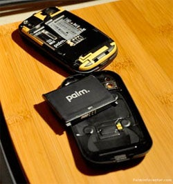 Could the Palm Pre's Weakness Be Its Battery?