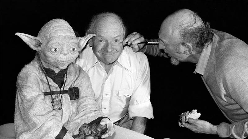 RIP, The Man Who Made Yoda & Chewbacca