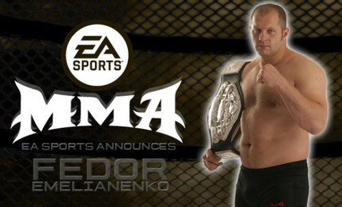 MMA Star Power Boosts Up for E3